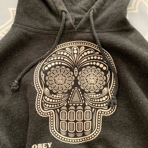 Obey pullover sweatshirt